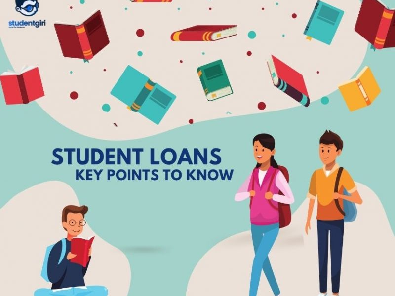 Student loans or Education loans