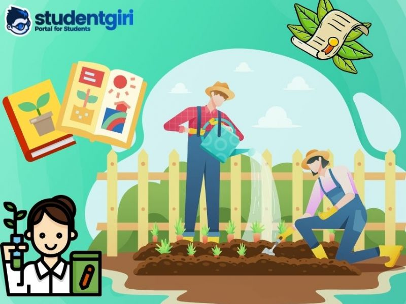 Courses in Agriculture