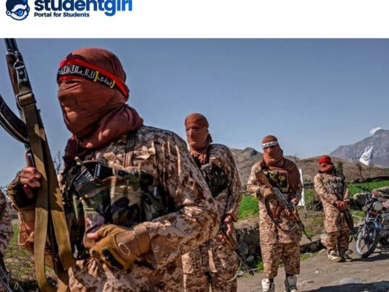 Afghanistan-Taliban Crisis: Taliban's Takeover of Afghanistan